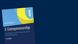 E-Entrepreneurship Buch